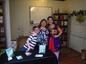 Boarding House Books signing
